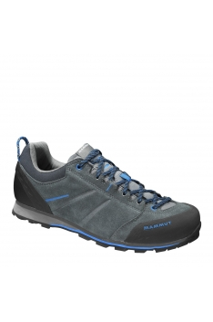 Buty Mammut Wall Guide Low Men grey-dark cyan