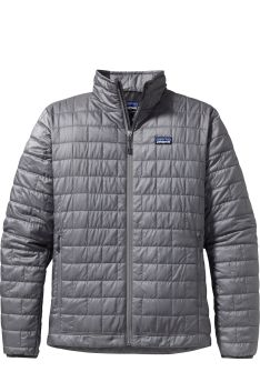 Kurtka Patagonia Nano Puff Jacket nickel