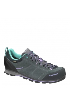 Buty Mammut Wall Guide Low GTX Women graphite-lavender