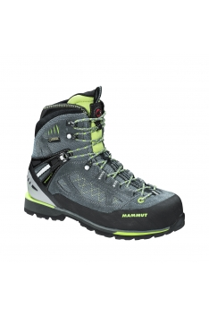 Mammut Ridge High GTX Men graphite-vibrant